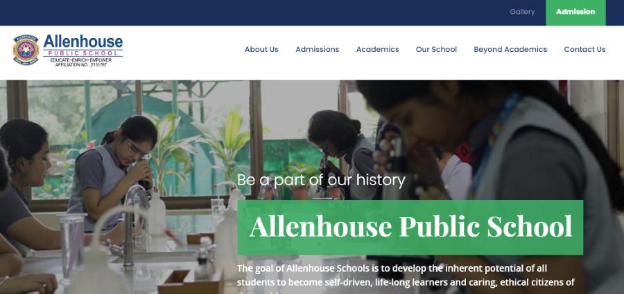 allenhouse public school