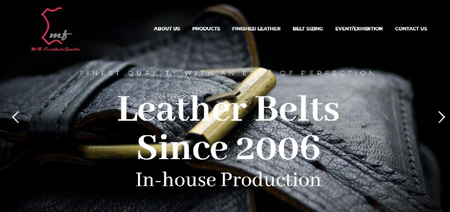 mf leather